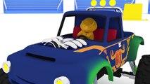Apprendre les formes avec Dino le Dinosaure & Monster Truck   Dessin animé éducatif en français