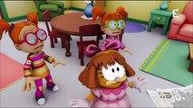 Garfield & Cie dessin animé en français - Saison 4 Épisode 54 - Cette nuit, tous les chats sont gris
