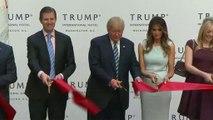 USA: Trump inaugura u mega-albergo, Clinton compie gli anni