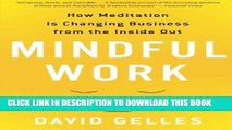 Best Seller Mindful Work: How Meditation Is Changing Business from the Inside Out (Eamon Dolan)