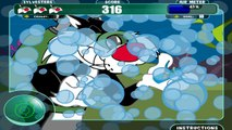 Sylvester Under the Sea | sylvester fishing adventure games | sylvester and tweety looney tunes game