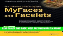 [Free Read] The Definitive Guide to Apache MyFaces and Facelets Free Online