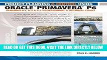 [Free Read] Project Planning   Control Using Primavera P6 Oracle Primavera P6 Versions 8.1, 8.2