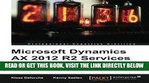[Free Read] Microsoft Dynamics AX 2012 R2 Services Full Online