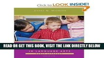 [DOWNLOAD] PDF Early Childhood Experiences in Language Arts: Early Literacy 10th Edition by