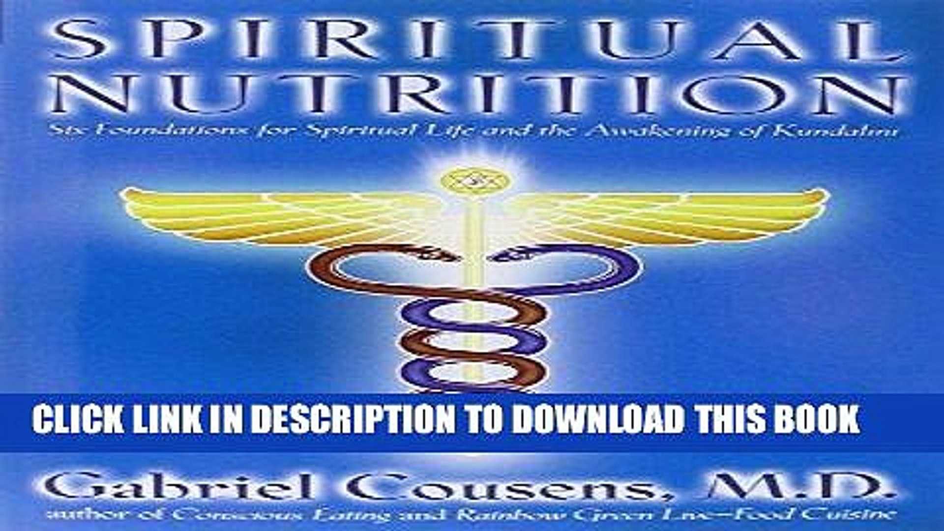 Best Seller Spiritual Nutrition: Six Foundations for Spiritual Life and the Awakening of Kundalini