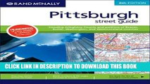 Read Now Rand Mcnally Pittsburgh/Allegheny County, Pennsylvania (Rand McNally Pittsburgh Street