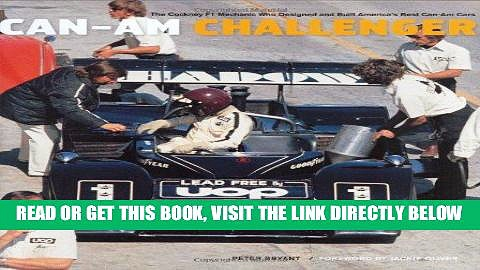 [FREE] EBOOK Can-Am Challenger ONLINE COLLECTION