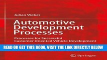 [READ] EBOOK Automotive Development Processes: Processes for Successful Customer Oriented Vehicle