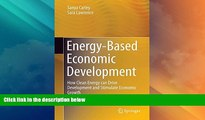 Must Have PDF  Energy-Based Economic Development: How Clean Energy can Drive Development and