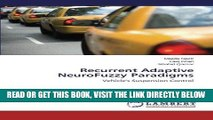 [FREE] EBOOK Recurrent Adaptive NeuroFuzzy Paradigms: Vehicle s Suspension Control ONLINE COLLECTION