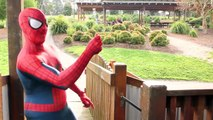 Spiderman Vs Spidergirl - Superhero Battle! w_ Hulk and Joker Superhero Time Adventures Episode 3_5!-r51UaCnaWcc