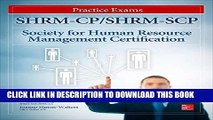 [PDF] SHRM-CP/SHRM-SCP Certification Practice Exams (All in One) Download online