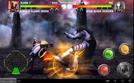 BIMA-X - Single Mode - Bima-X Flame Mode vs Iron Mask Reborn iOS/Android