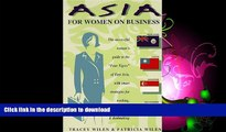 READ  Asia for Women on Business: Hong Kong, Taiwan, Singapore, and South Korea  GET PDF