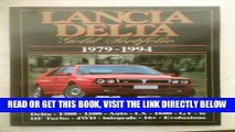 [READ] EBOOK Brooklands Lancia Gold Portfolios: Lancia Delta 1979-94 ONLINE COLLECTION