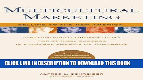 [New] Ebook Multicultural Marketing Free Online