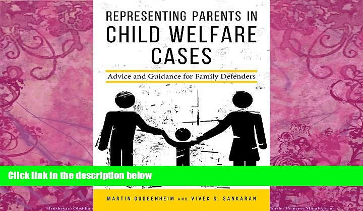 Books to Read  Representing Parents in Child Welfare Cases: Advice and Guidance for Family