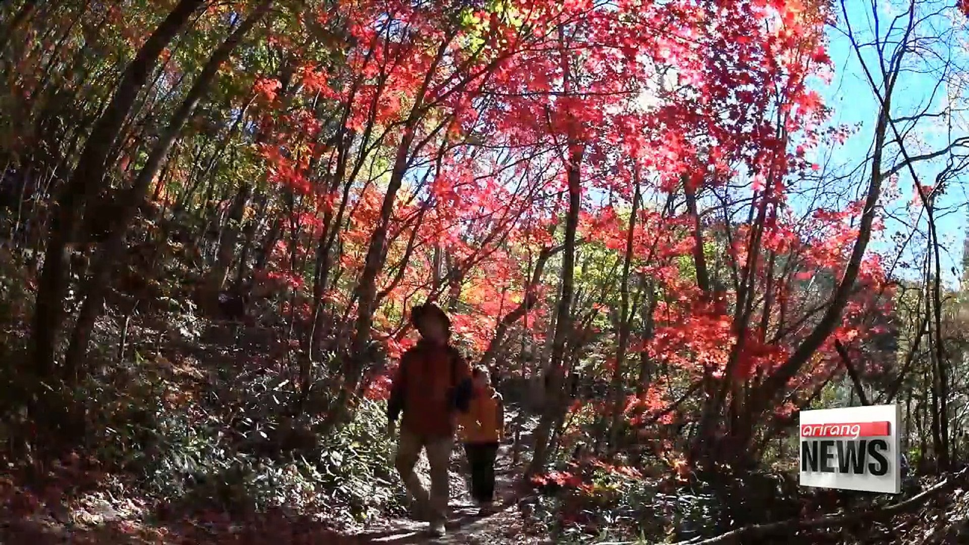 Korea promotes fall travel during two weeks of events