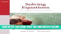 [Free Read] Solving Equations: An Algebra Intervention Full Online