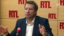Yannick Jadot, candidat à la primaire EELV, critique la politique écologique du gouvernement de Manuel Valls et François Hollande
