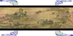 """change to 360degree Réalité virtuelle dans l'histoire peinture chef-d'oeuvre """"peinture""""虛擬實境走進歷史古畫名作""""清明上河圖"""""""