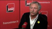 """José Bové : """"celui qui, je crois, peut le mieux porter le débat, c'est Yannick Jadot"""""""