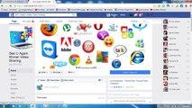 Google AdSense for Facebook page how do you make money with google adsense