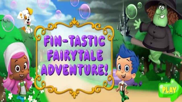 Bubble Guppies - Fin Tastic Fairytale Adventure - Bubble Guppies Games