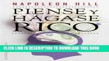 [PDF] Piense y hagase rico (Spanish Edition) Popular Collection