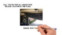 Buena Park Garage Door Service Company