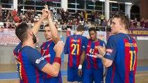 [HIGHLIGHTS] Handbol (Supercopa Catalunya): FC Barcelona Lassa – Granollers (30-25)