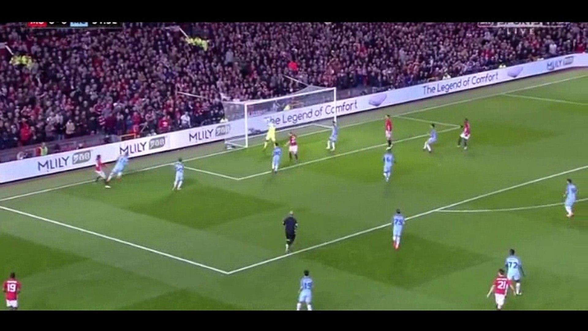 EFL Cup | Manchester United 1-0 Manchester City | Video bola, berita bola, cuplikan gol