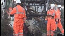 La destruction du camp de Calais a débuté