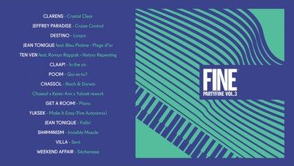 Chassol - Reich & Darwin - Chassol x Keren Ann x Yuksek rework (Official Audio)