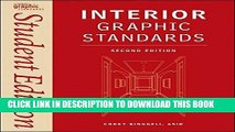 Best Seller Interior Graphic Standards: Student Edition Free Download