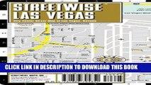 Best Seller Streetwise Las Vegas Map - Laminated City Center Street Map of Las Vegas, Nevada Free