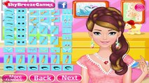 Fun Spring Hair and Makeup - Barbie Makeover Games for Girls
