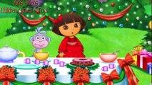 Dora the Explorer for Children ALL Christmas New Cartoon Games - Dora and Friends, Go Diego Go!