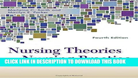 [PDF] Nursing Theories and Nursing Practice (Parker, Nursing Theories and Nursing Practice) Full