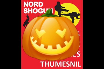 Nord Shogun - Happy Halloween 2016 !
