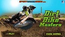 Dirt Bike Masters GamePlay | Dirt Bike Game For Kids