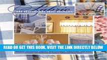 [READ] EBOOK Fabric All Through the House: Window Treatments, Pillows, Bed Coverings, Tablecloths,