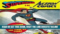 [FREE] EBOOK Superman in Action Comics: Featuring the Complete Covers of the First 25 Years (Tiny