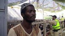 En Méditerranée, des Vikings modernes au secours des migrants