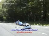 Bikes - Accident - Yamaha r1 endo crash