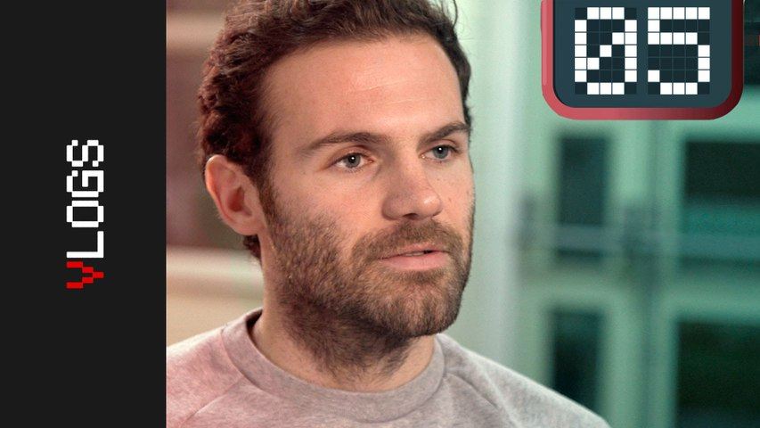 MY BEST MOMENTS IN MANCHESTER UNITED | Juan Mata