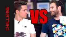 CHAMPIONS LEAGUE QUIZ | Juan Mata and Ander Herrera