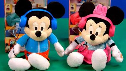 Urban Mickey y Urban Minnie   Juguete Unboxing