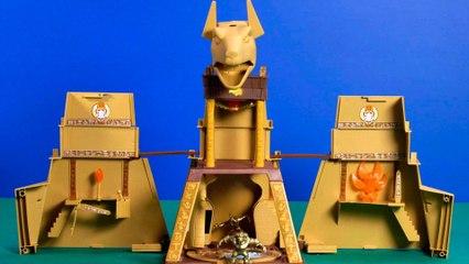 Templo de Überjackal | Invizimals